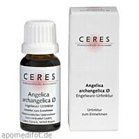 CERES Angelica archangelica Urt., 20 ML, Ceres Heilmittel GmbH