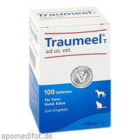 TRAUMEEL T ad us.vet.Tabletten, 100 ST, Biologische Heilmittel Heel GmbH