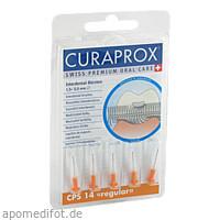 CURAPROX CPS14 Interdental 1.5-5mm Durchmesser, 5 ST, Curaden Germany GmbH