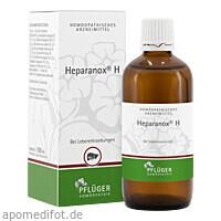 Heparanox H, 100 ML, Homöopathisches Laboratorium Alexander Pflüger GmbH & Co. KG
