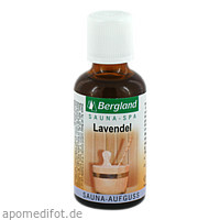 Sauna-Aufguss Lavendel, 50 ML, Bergland-Pharma GmbH & Co. KG