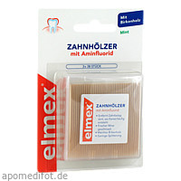 elmex ZAHNHÖLZER, 3X38 ST, Cp Gaba GmbH