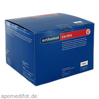 Orthomol Cardio Granulat+Kapseln 30, 1 ST, Orthomol Pharmazeutische Vertriebs GmbH