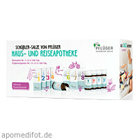 Biochemie Pflüger Komplett-Set (1-27), 1 P, Homöopathisches Laboratorium Alexander Pflüger GmbH & Co. KG
