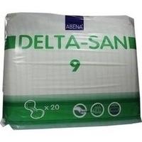 DELTA SAN NO 9 VORLAGE, 20 ST, Abena GmbH