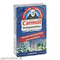 Carmol Halspastillen, 45 G, Dr. A. & L. Schmidgall GmbH & Co. KG