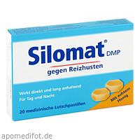 Silomat DMP gegen Reizhusten mit Honig, 20 ST, Sanofi-Aventis Deutschland GmbH