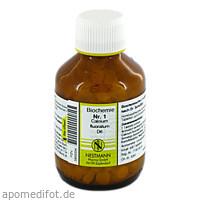 BIOCHEMIE 1 CALC FLUOR D 6, 400 ST, Nestmann Pharma GmbH