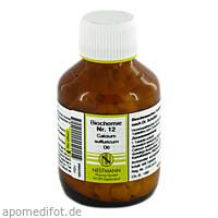 BIOCHEMIE 12 CALC SULF D 6, 400 ST, Nestmann Pharma GmbH