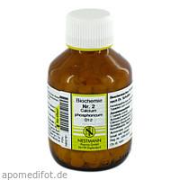 BIOCHEMIE 2 CALC PHOS D12, 400 ST, Nestmann Pharma GmbH