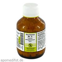 BIOCHEMIE 3 FERR PHOS D12, 400 ST, Nestmann Pharma GmbH