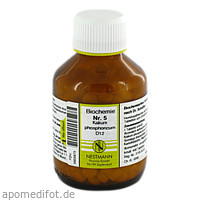 BIOCHEMIE 5 KAL PHOS D12, 400 ST, Nestmann Pharma GmbH