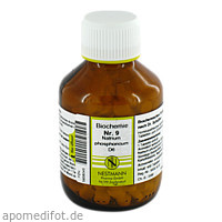 BIOCHEMIE 9 NATR PHOS D 6, 400 ST, Nestmann Pharma GmbH