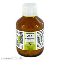 BIOCHEMIE 9 NATR PHOS D12, 400 ST, Nestmann Pharma GmbH