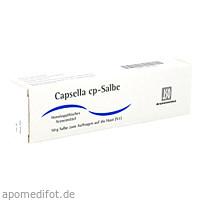 Capsella cp-Salbe, 50 G, Iso-Arzneimittel GmbH & Co. KG