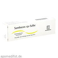 Sambucus cp-Salbe, 50 G, Iso-Arzneimittel GmbH & Co. KG