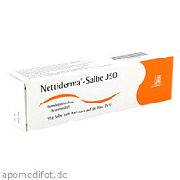 Nettiderma-Salbe JSO, 50 G, Iso-Arzneimittel GmbH & Co. KG