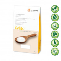 miradent Xylitol Pulver, 350 G, Hager Pharma GmbH
