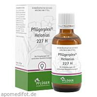 PFLUEGERPLEX HELONIAS 227 H, 50 ML, Homöopathisches Laboratorium Alexander Pflüger GmbH & Co. KG