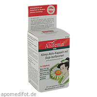 Alsifemin 100 Klima-Aktiv m. Soja 1x1 Kapseln, 90 ST, Alsitan GmbH