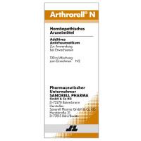 Arthrorell N, 100 ML, Sanorell Pharma GmbH & Co. KG