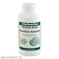 Korallen-Kalzium 100% rein, 250 G, Hirundo Products