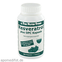 Resveratrol plus OPC, 200 ST, Hirundo Products