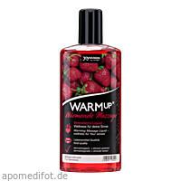 WARMup Erdbeer Massageöl, 150 ML, Dr.Dagmar Lohmann Pharma + Medical GmbH