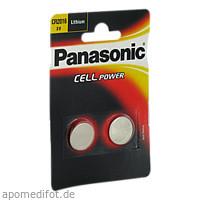 Panasonic Lithium Knopfzelle CR2016, 2 ST, Batterien-Spezialgroßhandlung G. Lenz Inh.: Michael Manthe E.K.