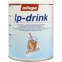 Milupa LP-drink choco, 375 G, Nutricia Milupa GmbH