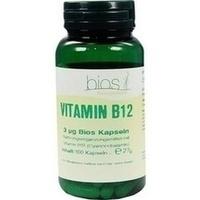 Vitamin B12 3ug Bios Kapseln, 100 ST, Bios Medical Services