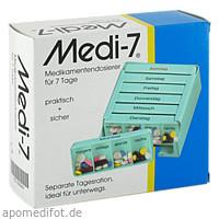 Medi 7 türkis, 1 ST, Hans-H.Hasbargen GmbH & Co. KG