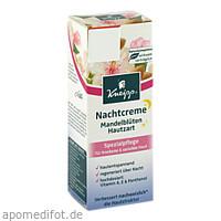 Kneipp Nachtcreme Mandelblüten Hautzart, 50 ML, Kneipp GmbH