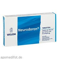 Neurodoron, 80 ST, Weleda AG