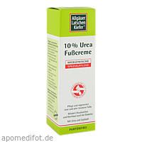Allgäuer LK 10% Urea Fußcreme, 100 ML, Dr. Theiss Naturwaren GmbH