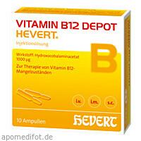 Vitamin B12 Depot Hevert, 10 ST, Hevert Arzneimittel GmbH & Co. KG
