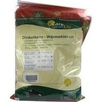 Dinkelkern Wärmekissen mit Bezug 20x30cm, 1 ST, Careliv Produkte Ohg