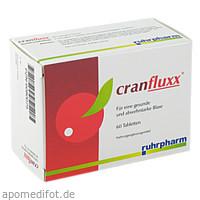 Cranfluxx, 60 ST, Ruhrpharm AG