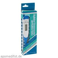 Fieberthermometer Digital mit Flexibler Spitze, 1 ST, Axisis GmbH