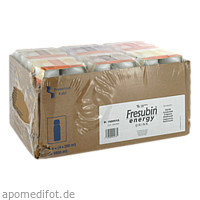 Fresubin energy DRINK Mischkarton Trinkflasche, 6X4X200 ML, Fresenius Kabi Deutschland GmbH