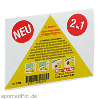 Zeckenkammkarte, 1 ST, Inkosmia GmbH & Cie. KG