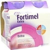 Fortimel Extra Waldfruchtgeschmack, 4X200 ML, Nutricia Milupa GmbH