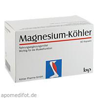 Magnesium-Köhler, 1X90 ST, Köhler Pharma GmbH