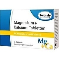 Magnesium+Calcium-Tabletten, 60 ST, Astrid Twardy GmbH