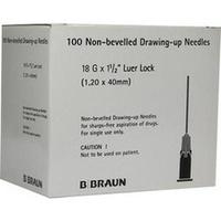 Sterican Kanüle 18Gx1 1/2 1.10x40 blunt/stumpf, 100 ST, B. Braun Melsungen AG