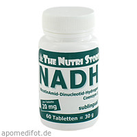 NADH 20mg stabil, 60 ST, Hirundo Products