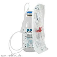 Vakuumflasche 500ml+Blutentnahmeg.1.8mm, 500 ML, Actipart GmbH