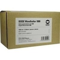 Bode Wandhalter 1000, 2 ST, Paul Hartmann AG