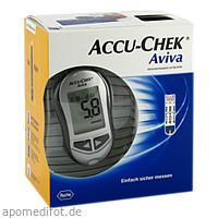 Accu-Chek Aviva III Set mmol/l, 1 ST, Roche Diabetes Care Deutschland GmbH