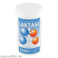 LAKTASE 3300 FCC ENZYM KPS, 100 ST, Pro Natura Gesellschaft Für Gesunde Ernährung mbH